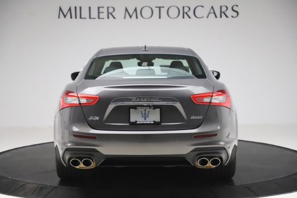 New 2019 Maserati Ghibli S Q4 GranSport for sale $100,695 at Rolls-Royce Motor Cars Greenwich in Greenwich CT 06830 6