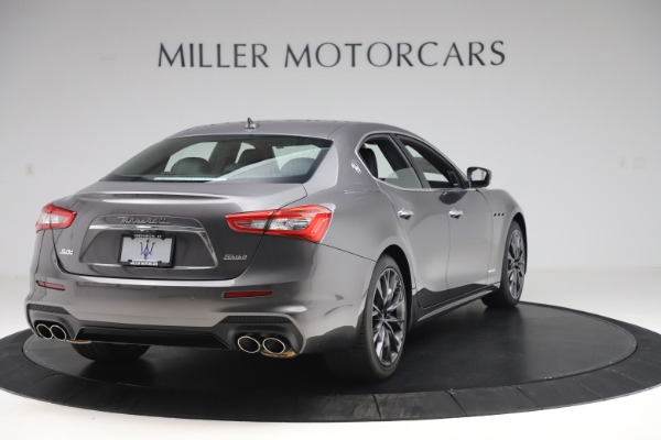 New 2019 Maserati Ghibli S Q4 GranSport for sale $100,695 at Rolls-Royce Motor Cars Greenwich in Greenwich CT 06830 7