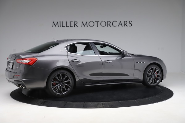 New 2019 Maserati Ghibli S Q4 GranSport for sale $100,695 at Rolls-Royce Motor Cars Greenwich in Greenwich CT 06830 8
