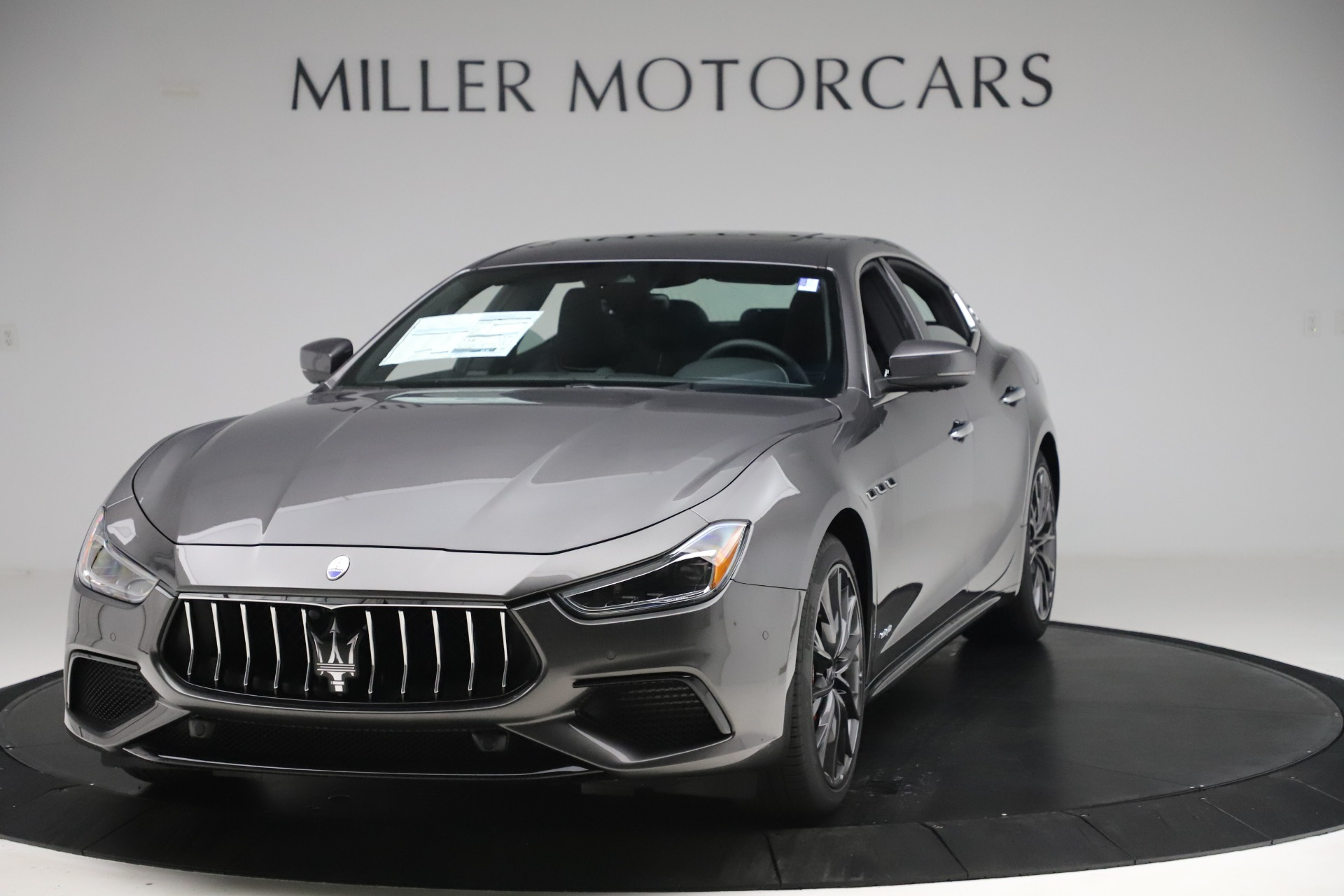 New 2019 Maserati Ghibli S Q4 GranSport for sale $100,695 at Rolls-Royce Motor Cars Greenwich in Greenwich CT 06830 1