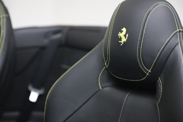 Used 2015 Ferrari California T for sale Sold at Rolls-Royce Motor Cars Greenwich in Greenwich CT 06830 28