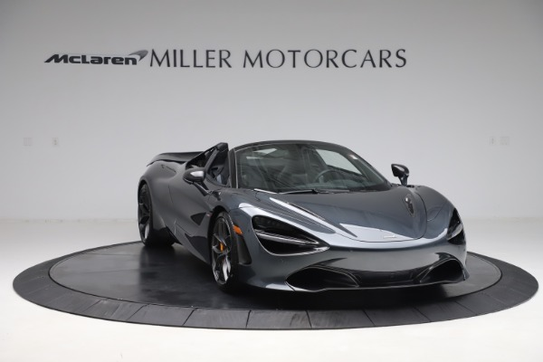 New 2020 McLaren 720S Spider Performance for sale $384,930 at Rolls-Royce Motor Cars Greenwich in Greenwich CT 06830 10