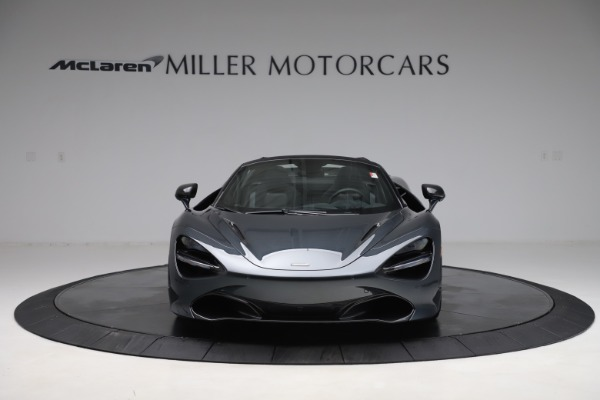 New 2020 McLaren 720S Spider Performance for sale $384,930 at Rolls-Royce Motor Cars Greenwich in Greenwich CT 06830 11