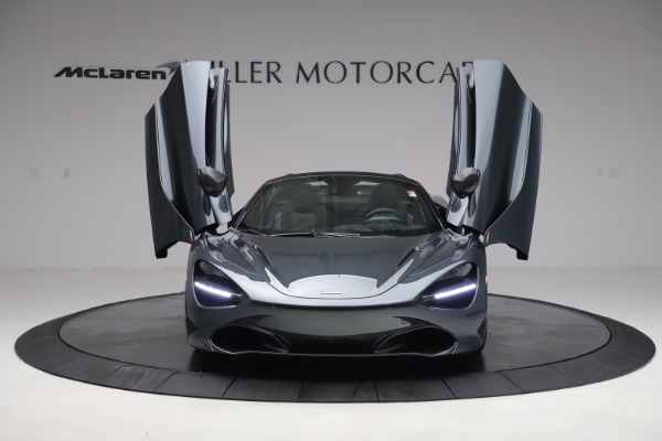 New 2020 McLaren 720S Spider Performance for sale $384,930 at Rolls-Royce Motor Cars Greenwich in Greenwich CT 06830 12