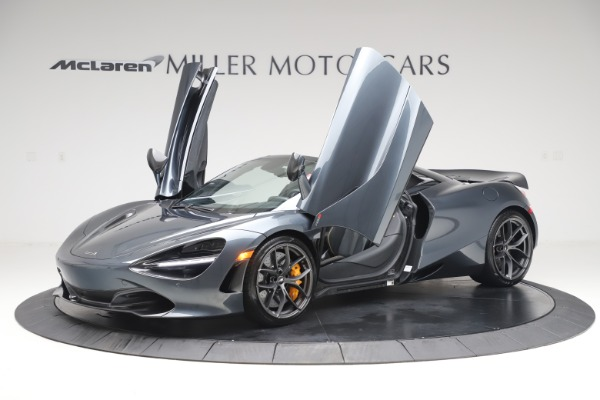 New 2020 McLaren 720S Spider Performance for sale $384,930 at Rolls-Royce Motor Cars Greenwich in Greenwich CT 06830 13