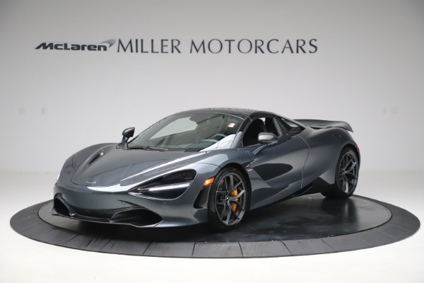 New 2020 McLaren 720S Spider Performance for sale $384,930 at Rolls-Royce Motor Cars Greenwich in Greenwich CT 06830 14