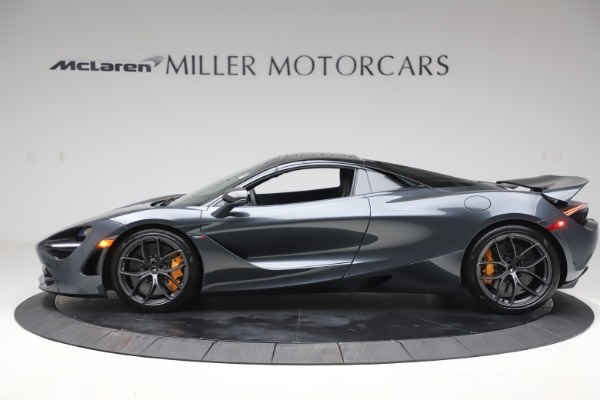 New 2020 McLaren 720S Spider Performance for sale $384,930 at Rolls-Royce Motor Cars Greenwich in Greenwich CT 06830 15