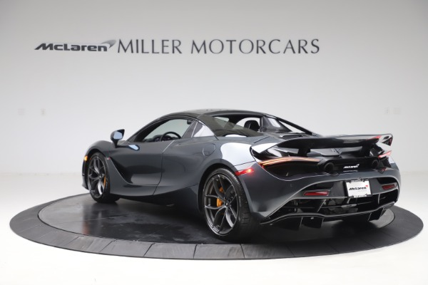 New 2020 McLaren 720S Spider Performance for sale $384,930 at Rolls-Royce Motor Cars Greenwich in Greenwich CT 06830 16
