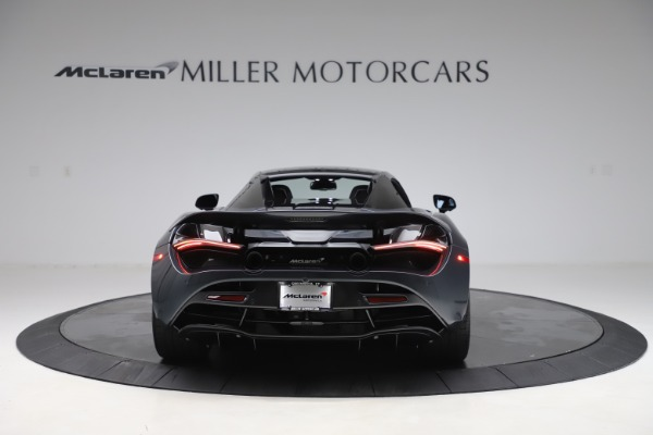 New 2020 McLaren 720S Spider Performance for sale $384,930 at Rolls-Royce Motor Cars Greenwich in Greenwich CT 06830 17