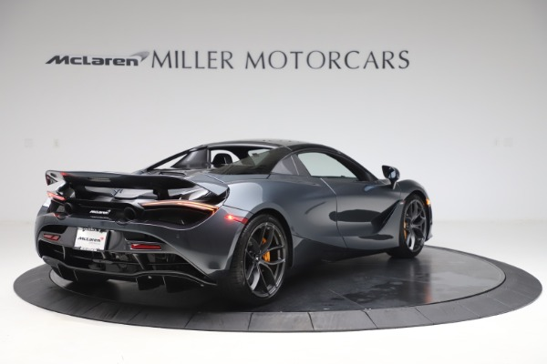 New 2020 McLaren 720S Spider Performance for sale $384,930 at Rolls-Royce Motor Cars Greenwich in Greenwich CT 06830 18