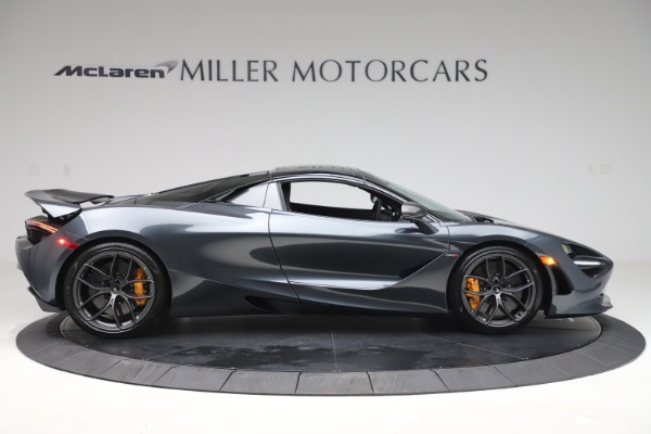 New 2020 McLaren 720S Spider Performance for sale $384,930 at Rolls-Royce Motor Cars Greenwich in Greenwich CT 06830 19