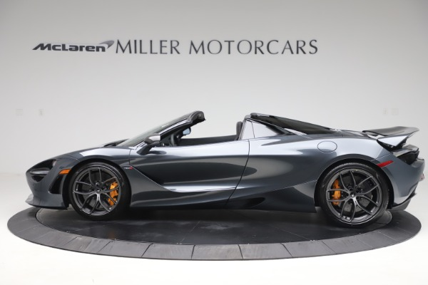 New 2020 McLaren 720S Spider Performance for sale $384,930 at Rolls-Royce Motor Cars Greenwich in Greenwich CT 06830 2