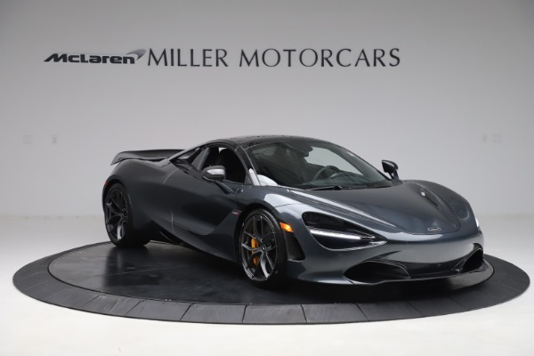 New 2020 McLaren 720S Spider Performance for sale $384,930 at Rolls-Royce Motor Cars Greenwich in Greenwich CT 06830 20