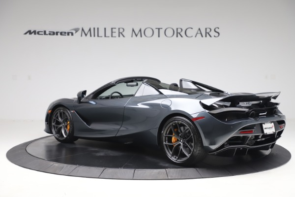 New 2020 McLaren 720S Spider Performance for sale $384,930 at Rolls-Royce Motor Cars Greenwich in Greenwich CT 06830 3
