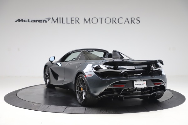 New 2020 McLaren 720S Spider Performance for sale $384,930 at Rolls-Royce Motor Cars Greenwich in Greenwich CT 06830 4