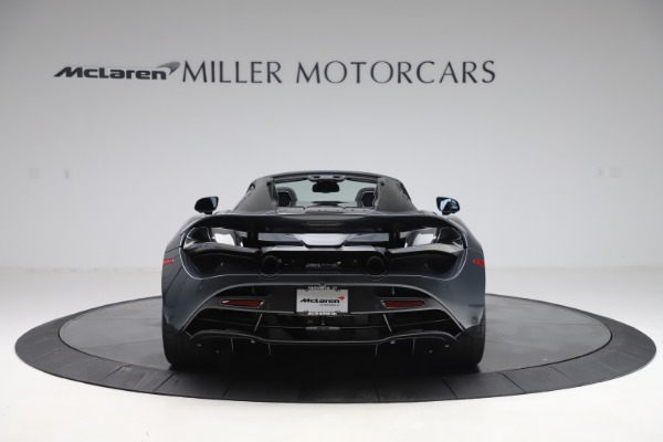 New 2020 McLaren 720S Spider Performance for sale $384,930 at Rolls-Royce Motor Cars Greenwich in Greenwich CT 06830 5
