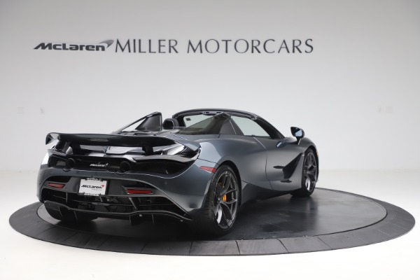 New 2020 McLaren 720S Spider Performance for sale $384,930 at Rolls-Royce Motor Cars Greenwich in Greenwich CT 06830 6
