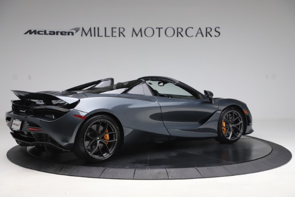 New 2020 McLaren 720S Spider Performance for sale $384,930 at Rolls-Royce Motor Cars Greenwich in Greenwich CT 06830 7