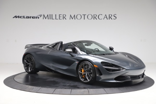 New 2020 McLaren 720S Spider Performance for sale $384,930 at Rolls-Royce Motor Cars Greenwich in Greenwich CT 06830 9