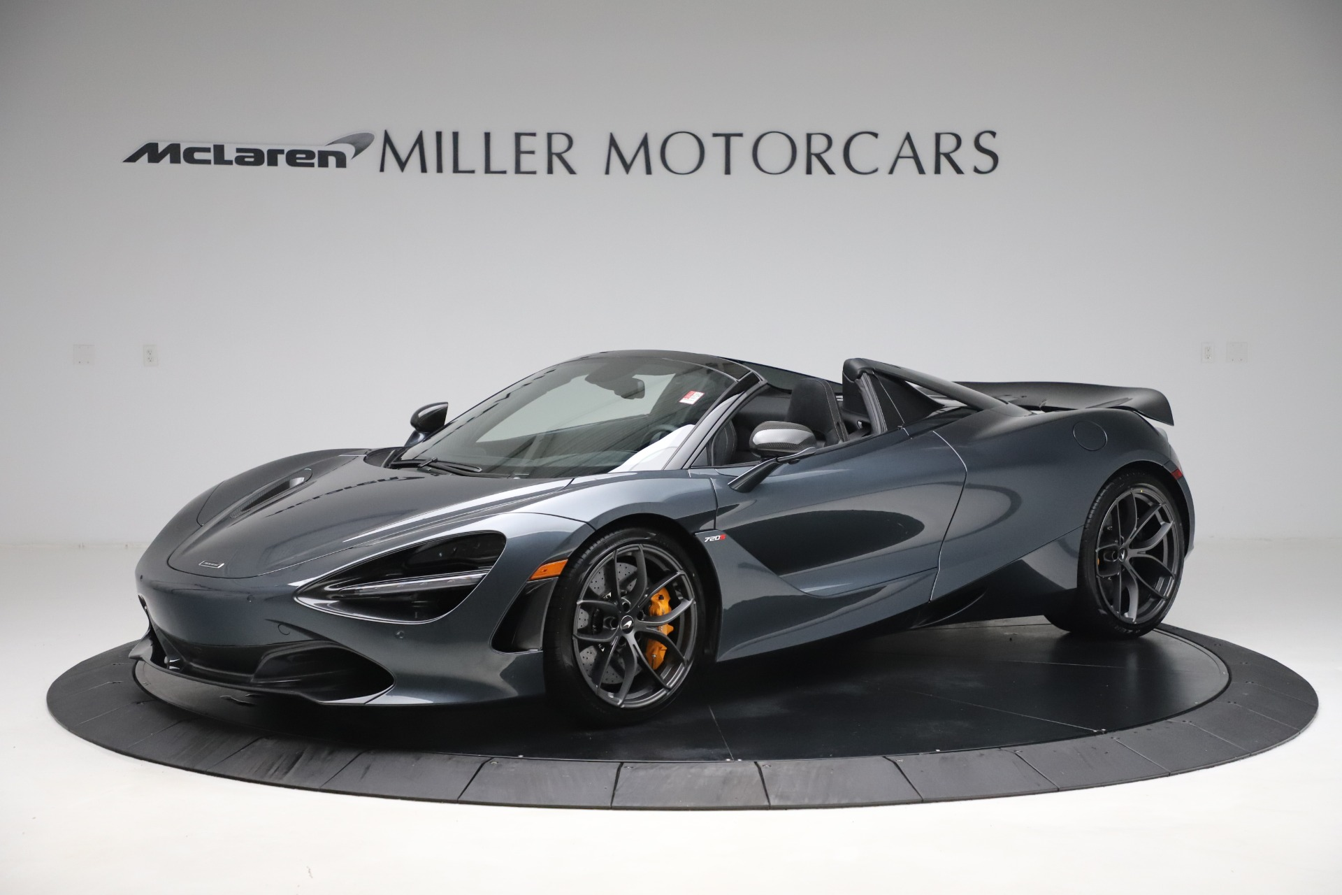 New 2020 McLaren 720S Spider Performance for sale $384,930 at Rolls-Royce Motor Cars Greenwich in Greenwich CT 06830 1