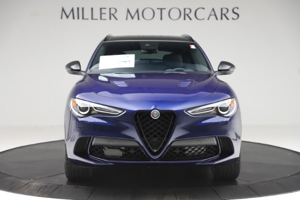 New 2020 Alfa Romeo Stelvio Quadrifoglio for sale Sold at Rolls-Royce Motor Cars Greenwich in Greenwich CT 06830 12