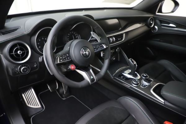 New 2020 Alfa Romeo Stelvio Quadrifoglio for sale Sold at Rolls-Royce Motor Cars Greenwich in Greenwich CT 06830 13