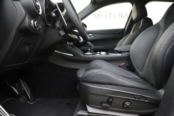 New 2020 Alfa Romeo Stelvio Quadrifoglio for sale Sold at Rolls-Royce Motor Cars Greenwich in Greenwich CT 06830 14