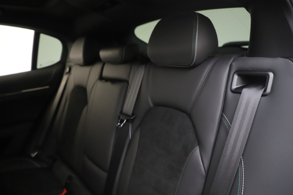 New 2020 Alfa Romeo Stelvio Quadrifoglio for sale Sold at Rolls-Royce Motor Cars Greenwich in Greenwich CT 06830 18
