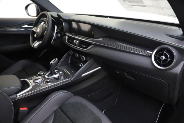 New 2020 Alfa Romeo Stelvio Quadrifoglio for sale Sold at Rolls-Royce Motor Cars Greenwich in Greenwich CT 06830 22