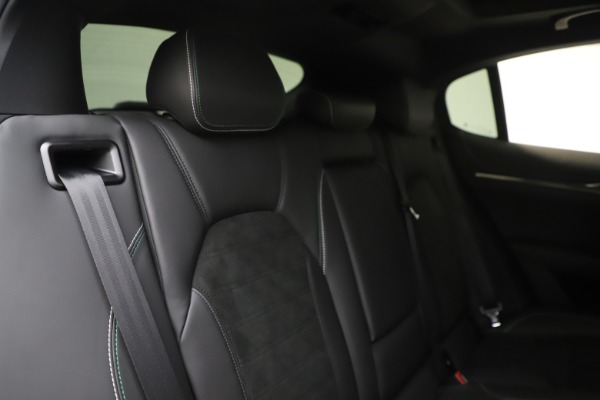 New 2020 Alfa Romeo Stelvio Quadrifoglio for sale Sold at Rolls-Royce Motor Cars Greenwich in Greenwich CT 06830 26