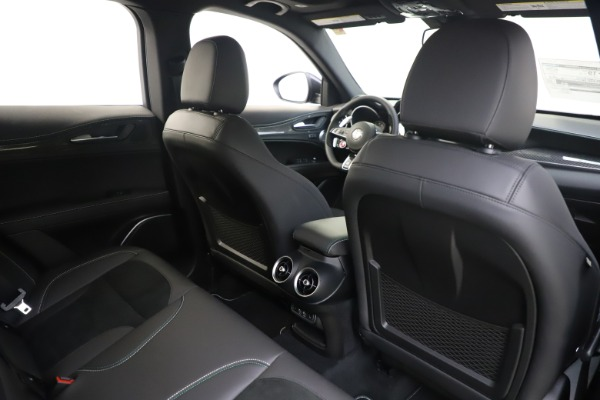New 2020 Alfa Romeo Stelvio Quadrifoglio for sale Sold at Rolls-Royce Motor Cars Greenwich in Greenwich CT 06830 28