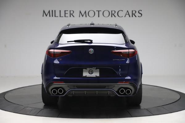 New 2020 Alfa Romeo Stelvio Quadrifoglio for sale Sold at Rolls-Royce Motor Cars Greenwich in Greenwich CT 06830 6