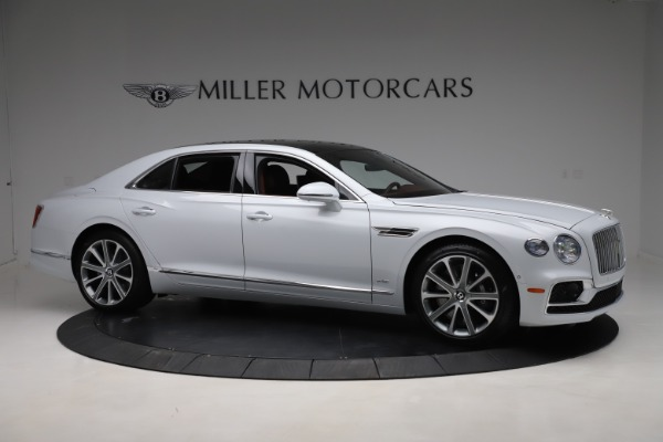 New 2020 Bentley Flying Spur W12 for sale $277,790 at Rolls-Royce Motor Cars Greenwich in Greenwich CT 06830 10