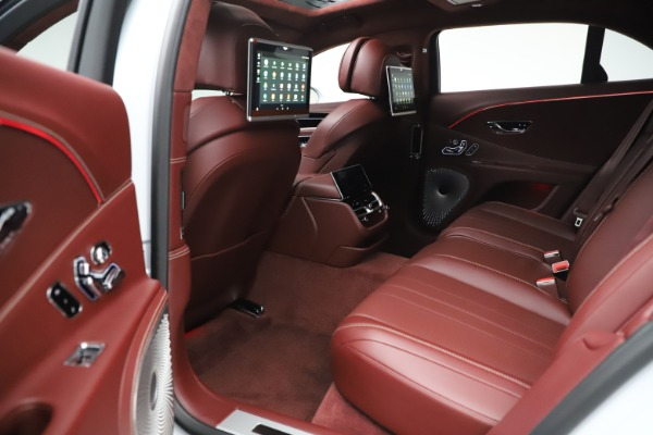 New 2020 Bentley Flying Spur W12 for sale $277,790 at Rolls-Royce Motor Cars Greenwich in Greenwich CT 06830 25