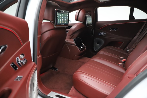 New 2020 Bentley Flying Spur W12 for sale Sold at Rolls-Royce Motor Cars Greenwich in Greenwich CT 06830 27