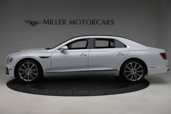 New 2020 Bentley Flying Spur W12 for sale $277,790 at Rolls-Royce Motor Cars Greenwich in Greenwich CT 06830 3
