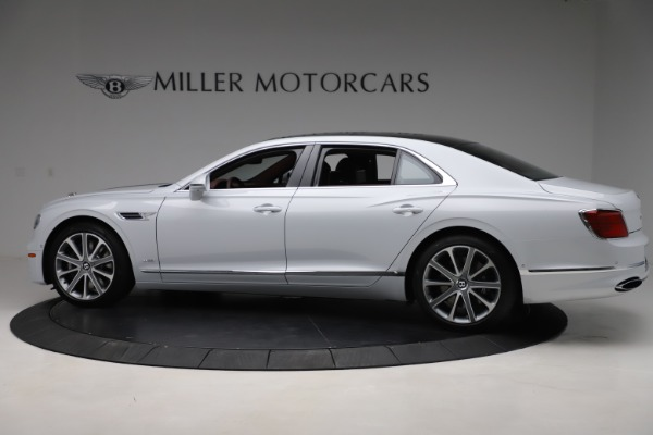 New 2020 Bentley Flying Spur W12 for sale Sold at Rolls-Royce Motor Cars Greenwich in Greenwich CT 06830 4