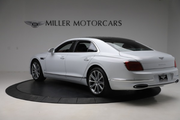 New 2020 Bentley Flying Spur W12 for sale $277,790 at Rolls-Royce Motor Cars Greenwich in Greenwich CT 06830 5