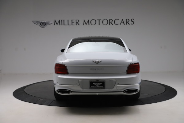 New 2020 Bentley Flying Spur W12 for sale $277,790 at Rolls-Royce Motor Cars Greenwich in Greenwich CT 06830 6