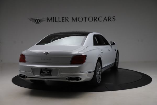New 2020 Bentley Flying Spur W12 for sale $277,790 at Rolls-Royce Motor Cars Greenwich in Greenwich CT 06830 7