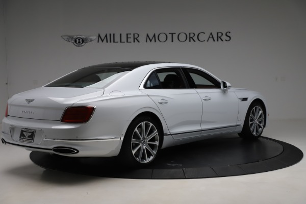 New 2020 Bentley Flying Spur W12 for sale $277,790 at Rolls-Royce Motor Cars Greenwich in Greenwich CT 06830 8