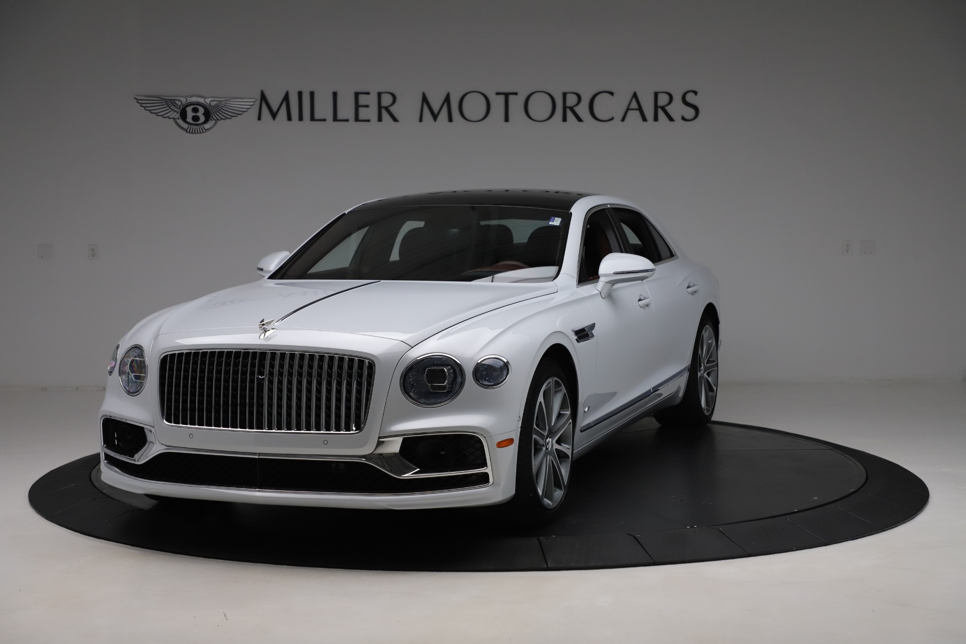 New 2020 Bentley Flying Spur W12 for sale $277,790 at Rolls-Royce Motor Cars Greenwich in Greenwich CT 06830 1