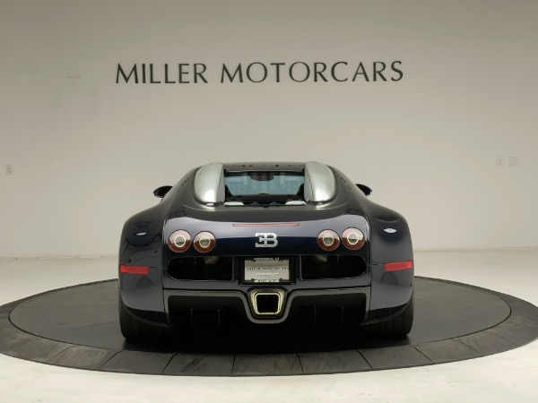 Used 2008 Bugatti Veyron 16.4 Base for sale Call for price at Rolls-Royce Motor Cars Greenwich in Greenwich CT 06830 10