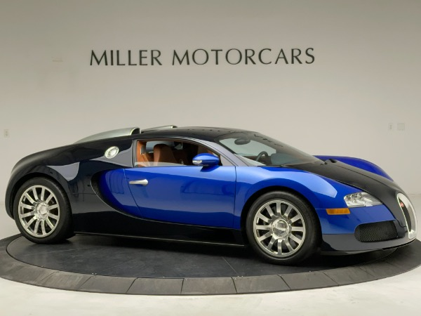 Used 2008 Bugatti Veyron 16.4 Base for sale Call for price at Rolls-Royce Motor Cars Greenwich in Greenwich CT 06830 11