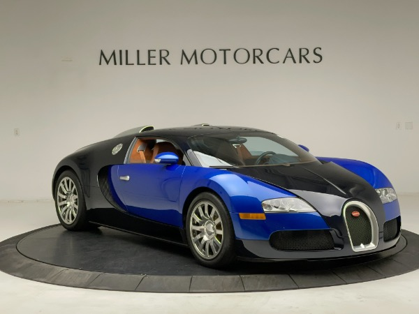 Used 2008 Bugatti Veyron 16.4 Base for sale Call for price at Rolls-Royce Motor Cars Greenwich in Greenwich CT 06830 12
