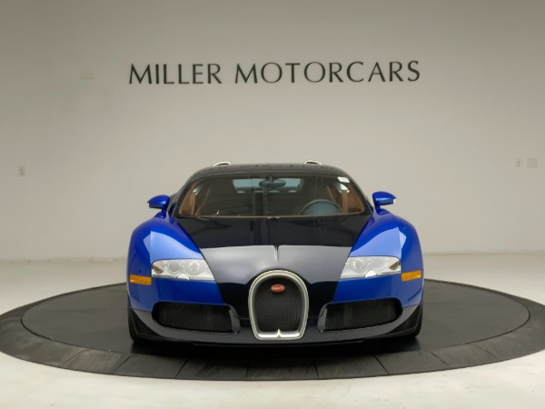 Used 2008 Bugatti Veyron 16.4 Base for sale Call for price at Rolls-Royce Motor Cars Greenwich in Greenwich CT 06830 13