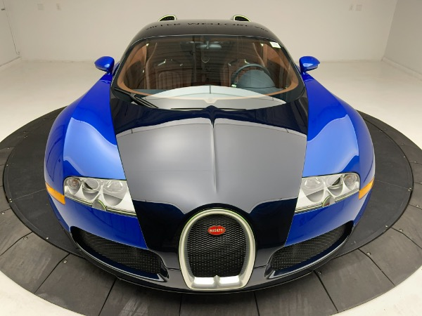 Used 2008 Bugatti Veyron 16.4 Base for sale Call for price at Rolls-Royce Motor Cars Greenwich in Greenwich CT 06830 14
