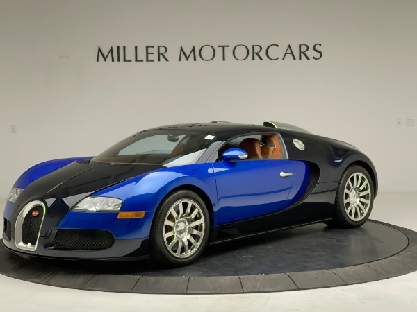 Used 2008 Bugatti Veyron 16.4 Base for sale Call for price at Rolls-Royce Motor Cars Greenwich in Greenwich CT 06830 2