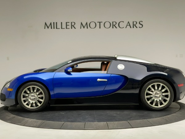 Used 2008 Bugatti Veyron 16.4 Base for sale Call for price at Rolls-Royce Motor Cars Greenwich in Greenwich CT 06830 4