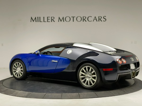 Used 2008 Bugatti Veyron 16.4 Base for sale Call for price at Rolls-Royce Motor Cars Greenwich in Greenwich CT 06830 5